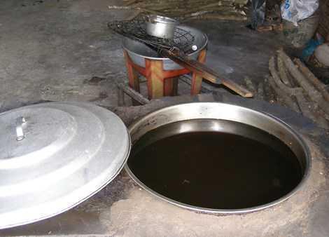 Công nghệ gây sốc sản xuất cơm cháy chà bông - 3