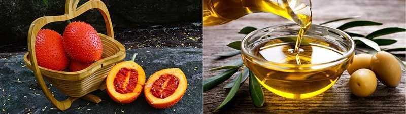 Nguyên liệu món ăn 3 cách làm dầu gấc nguyên chất và cách bảo quản dầu gấc