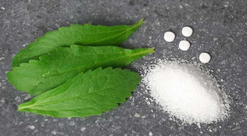 Steviol glycoside đường nhân tạo