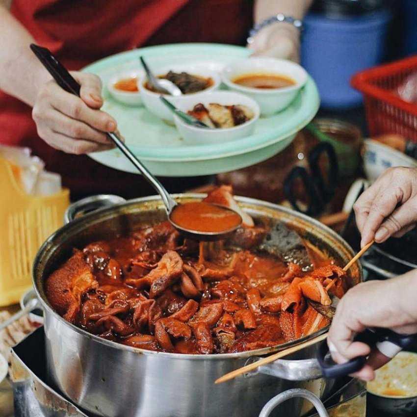 4 món ăn vặt nổi tiếng Sài Gòn không thể bỏ qua - 1
