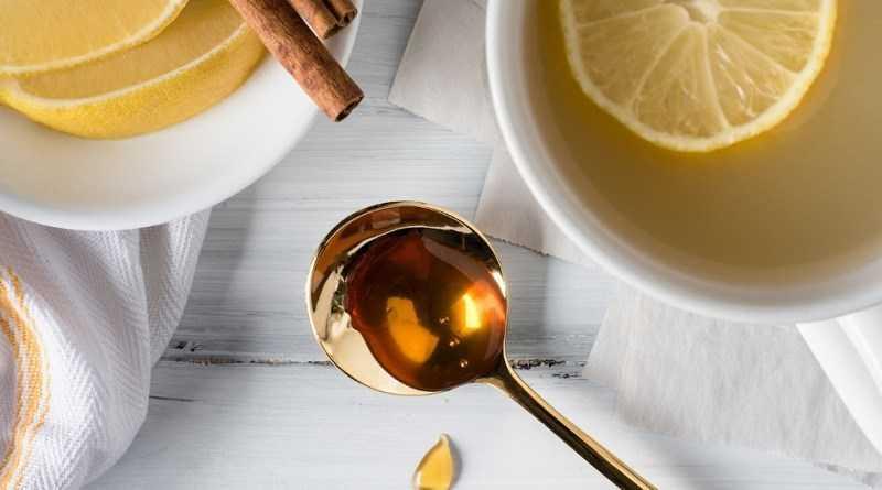 Uống mật ong khi bạn cảm thấy ốm