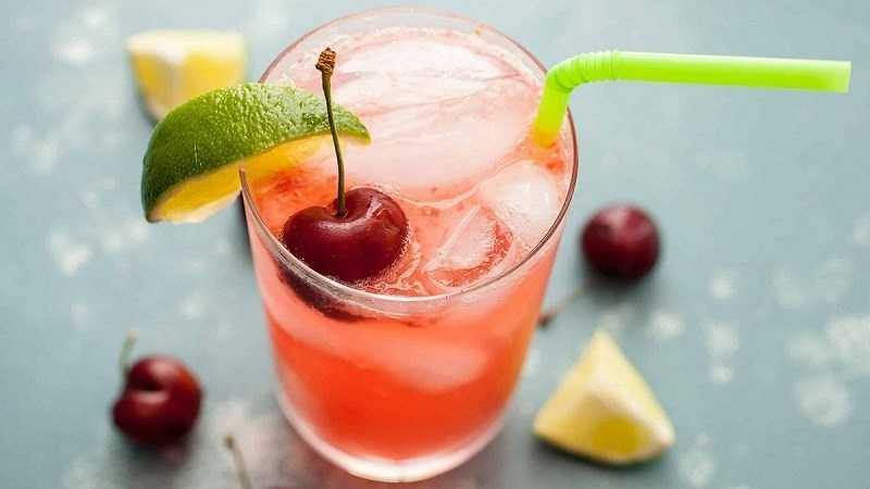Cooktail cherry
