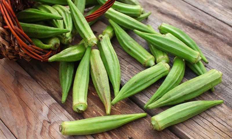Thành phần dinh dưỡng của đậu bắp