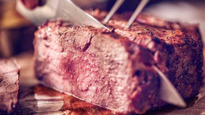 Thịt đỏ bổ sung protein cho cơ thể