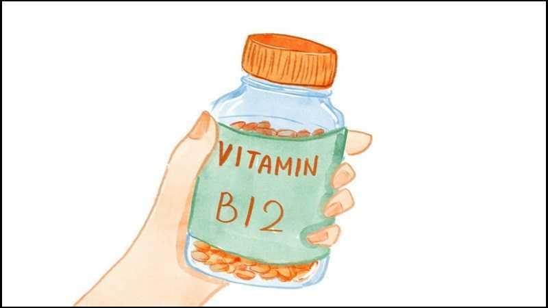 Thịt đỏ bổ sung vitamin B12