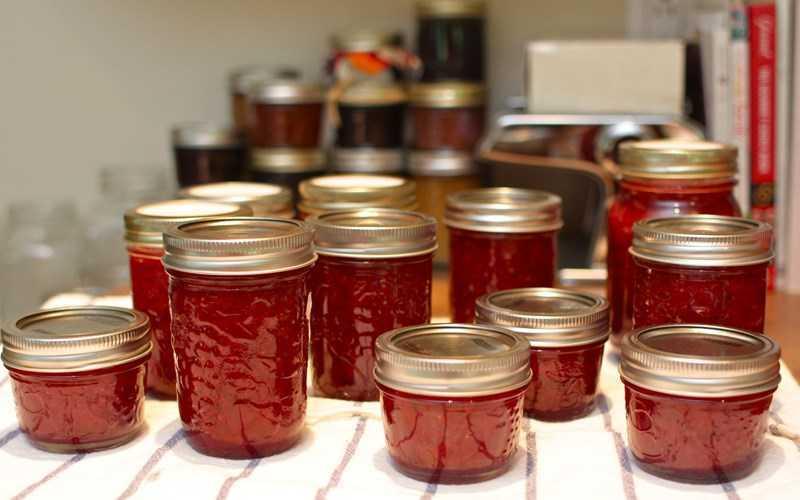 Giữ mật ong trong nhà bếp