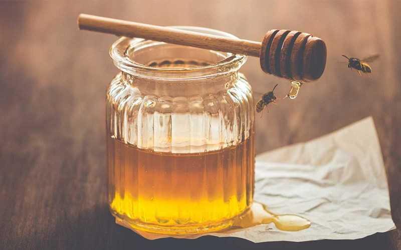 Bảo quản mật ong bằng hộp thủy tinh