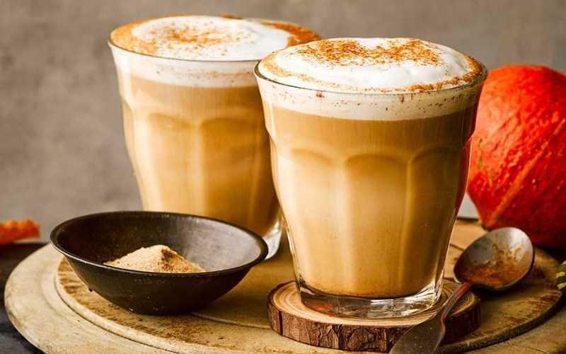 Cà phê bí ngô