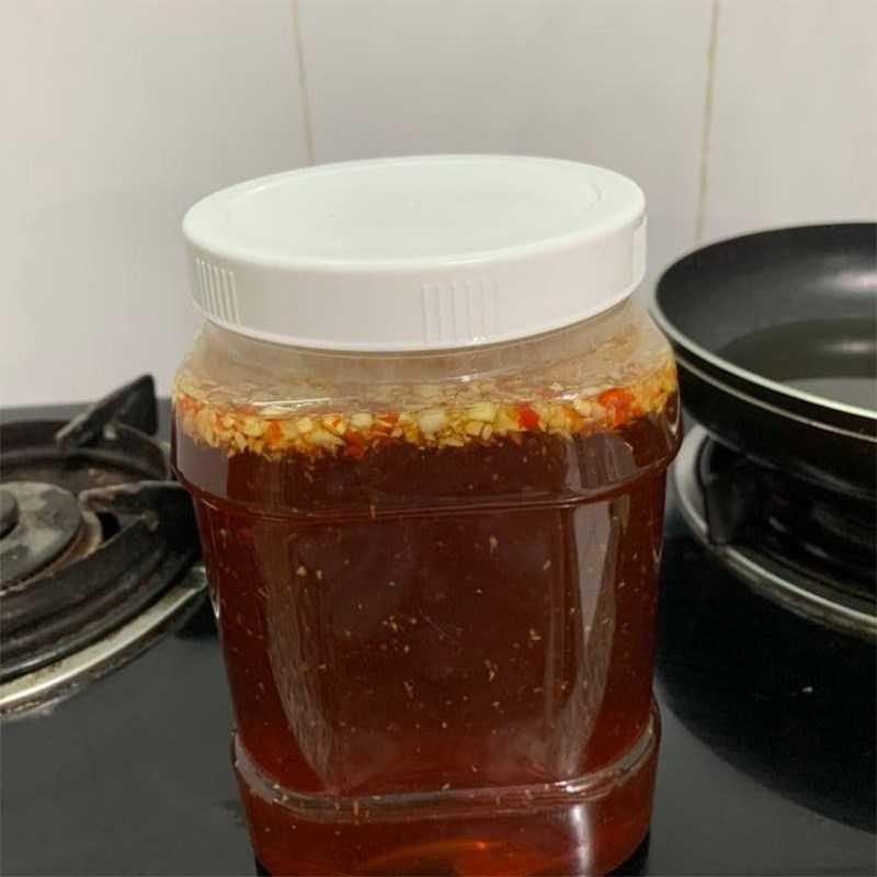 Bước 3 Hoàn thành Nước mắm chua ngọt (công thức chia sẻ từ người dùng)