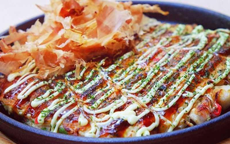 Bánh kếp Nhật Bản