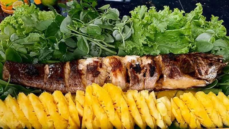 Cách làm cá lóc nướng trui đơn giản, ngon khó cưỡng