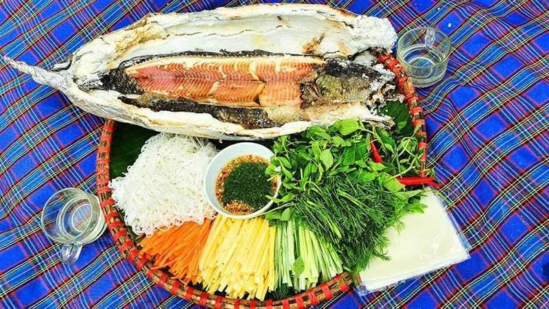 Cách làm cá lóc nướng trui ngon, đơn giản