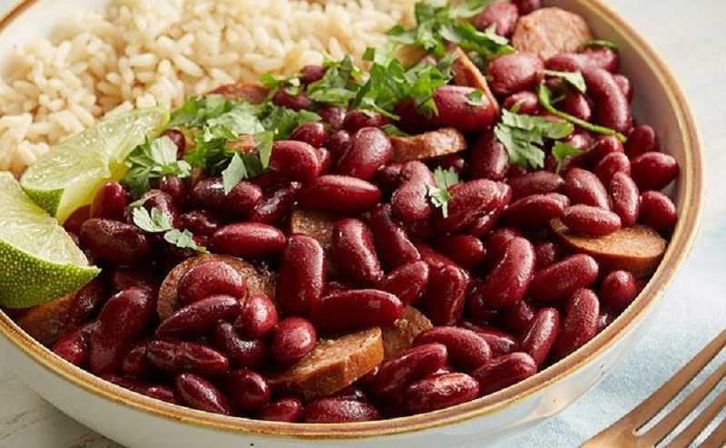 Nấu kỹ đậu tây và loại bỏ đúng cách các chất kháng dinh dưỡng