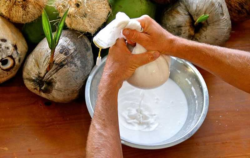 Nước cốt dừa là gì?