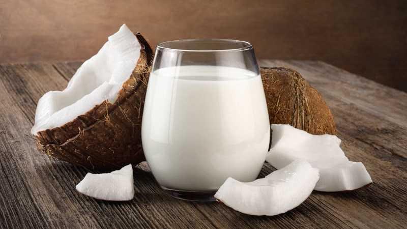 Thành phần dinh dưỡng của nước cốt dừa