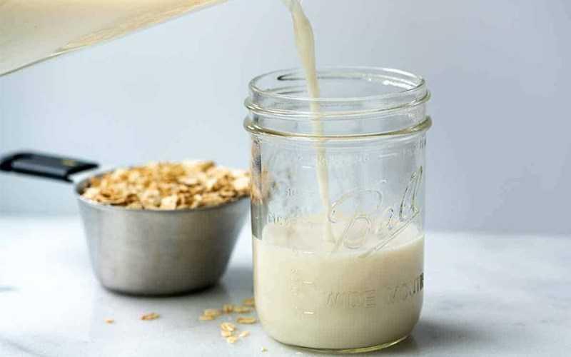 sữa yến mạch Thích hợp cho ngư�i ăn chay trư�ng