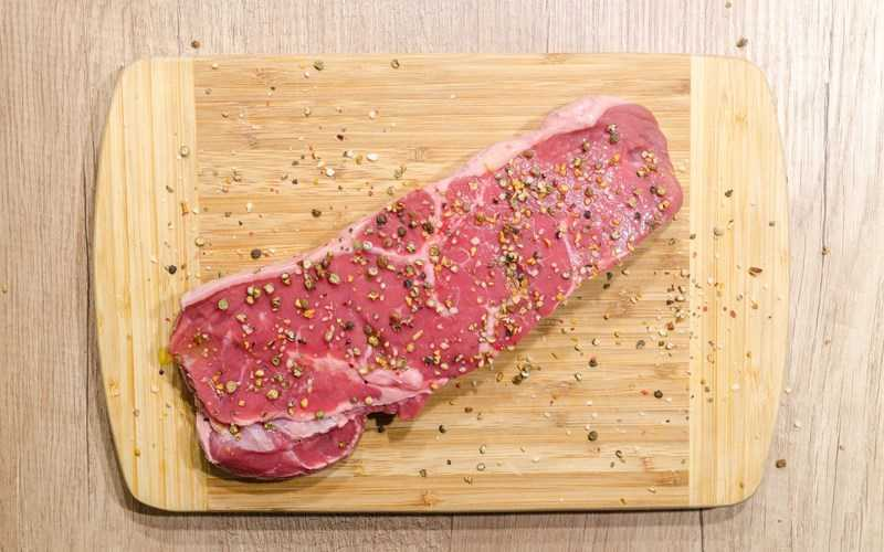 Cách ướp thịt bò