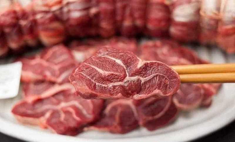 Chọn thịt bò theo từng công thức