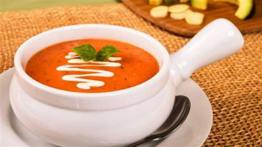 8 lợi ích tuyệt vời từ súp cà chua