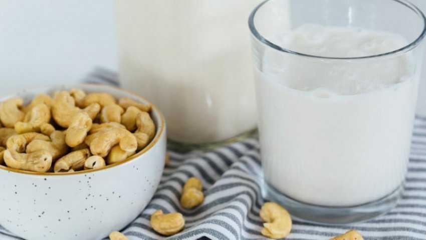 9 tác dụng của sữa hạt điều