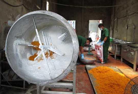 cơm nếp gà thối bán cho quán cơm cháy nếp và bánh mì ở TP.HCM - 4