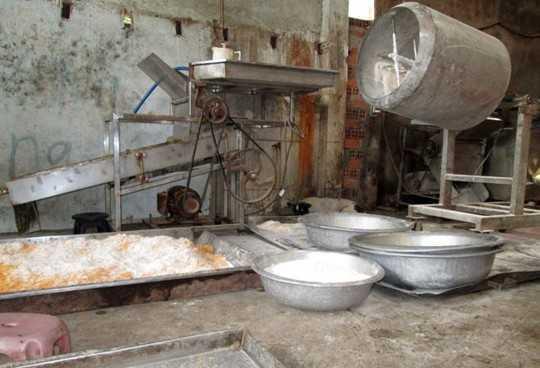 cơm nếp gà thối bán cho quán cơm cháy nếp và bánh mì ở TP.HCM - 2