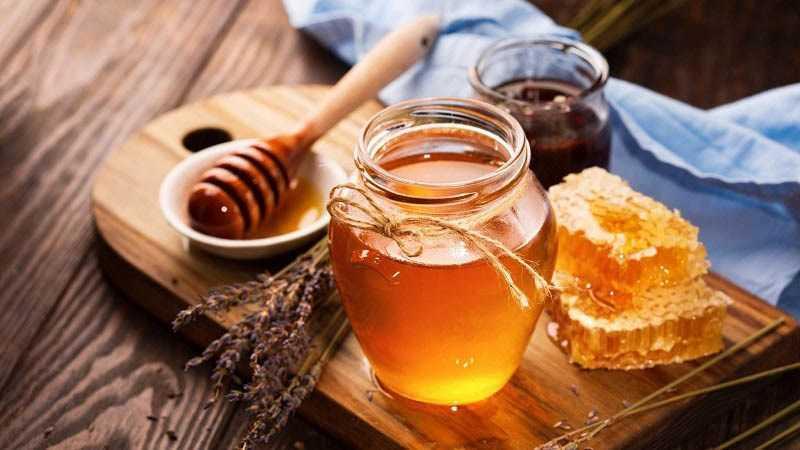 thịt xông khói bảo quản với mật ong