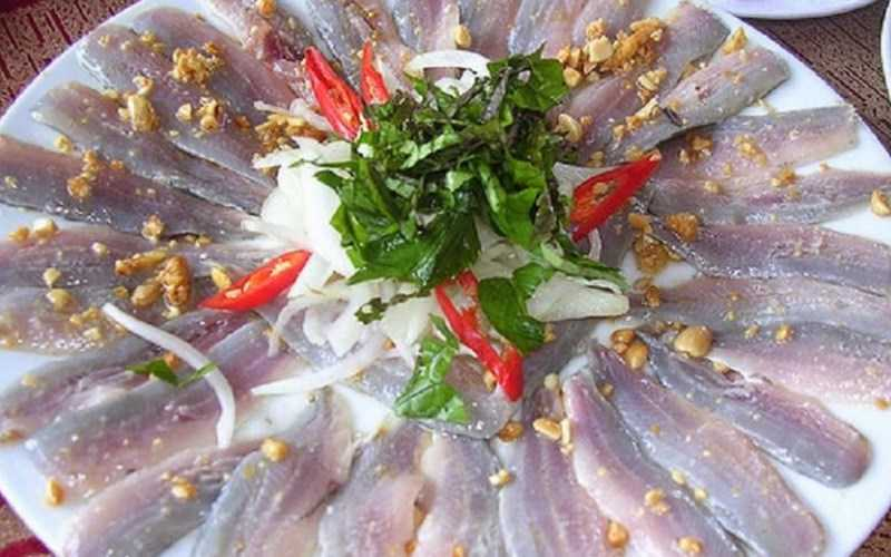 Salad cá trích