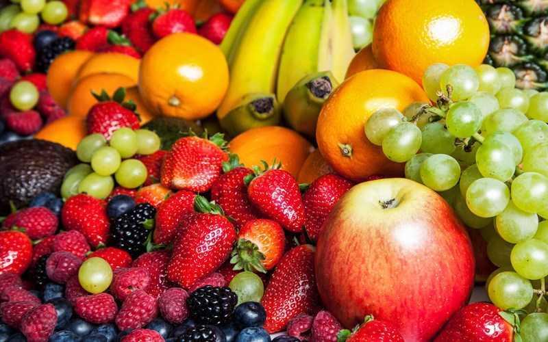trái cây là một nguồn thực phẩm