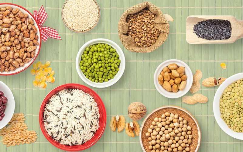 Các loại hạt và hạt giống