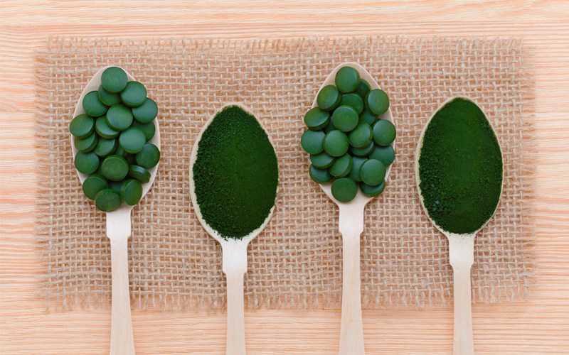 Thành phần dinh dưỡng của tảo xoắn