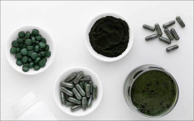 Những lưu ý khi sử dụng tảo xoắn
