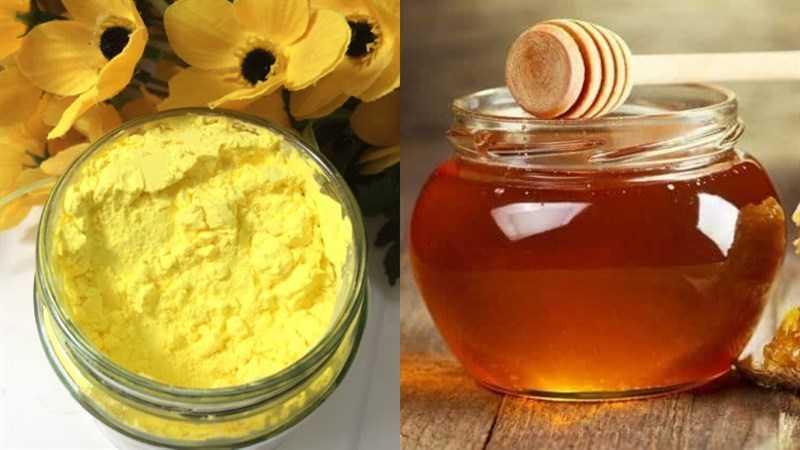 Thành phần món ăn viên nghệ mật ong