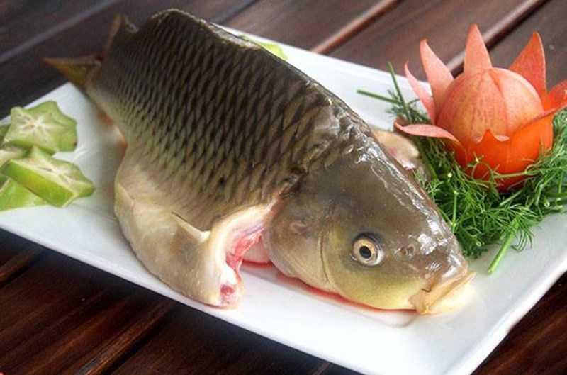 Cách chọn mua cá trắm tươi ngon đối với cá làm sẵn