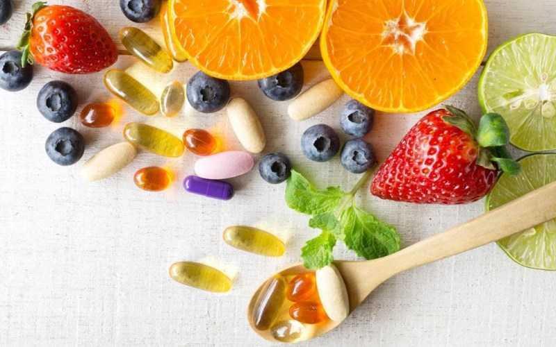 Bổ sung vitamin và khoáng chất