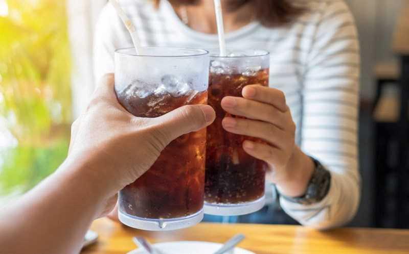 Nước ngọt là thực phẩm chứa caffein