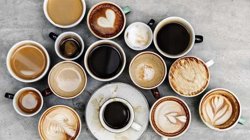 Cà phê là thực phẩm có chứa caffein