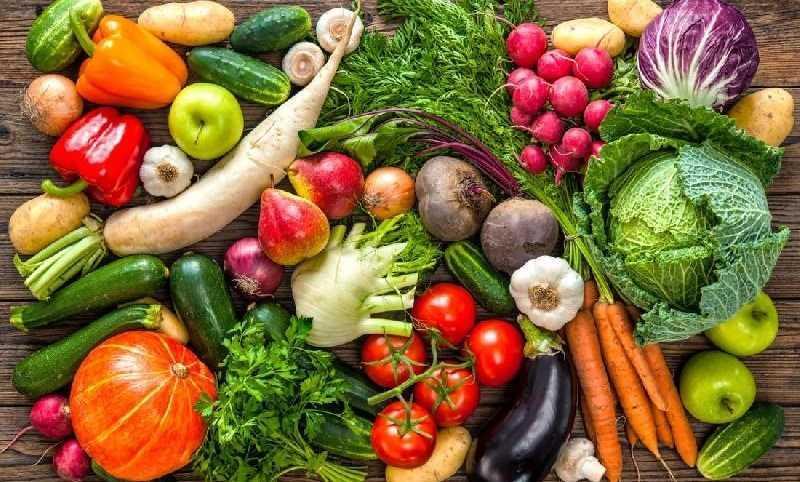 Phân loại rau để bảo quản