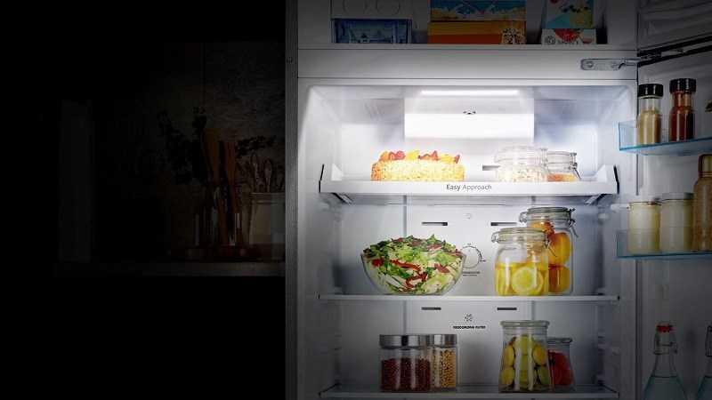 Đặt nhiệt độ thích hợp để bảo quản từng thực phẩm