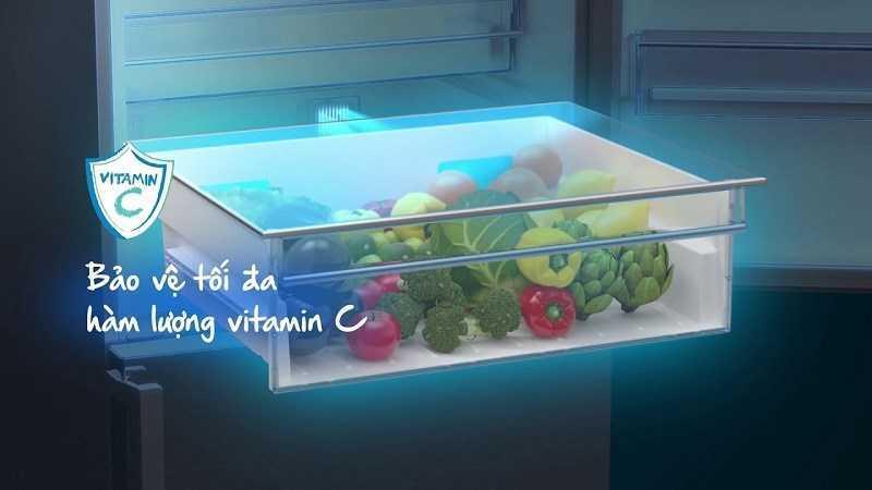 Sử dụng tủ lạnh có chức năng bảo quản phù hợp