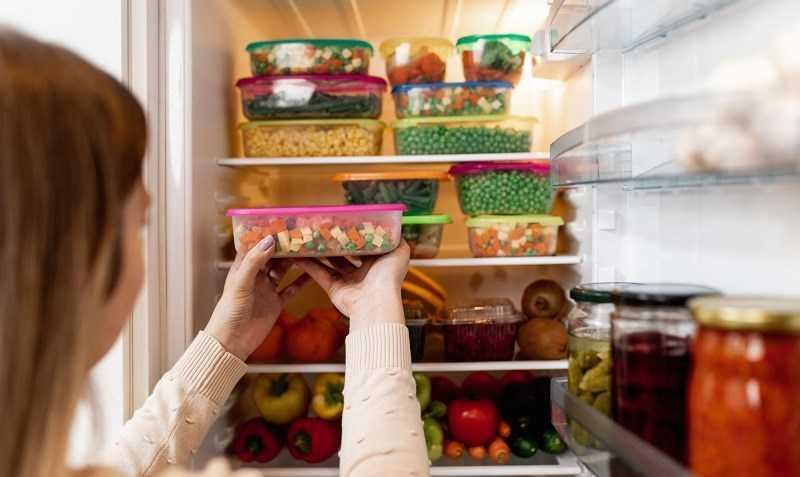 Sắp xếp thức ăn của bạn đúng cách