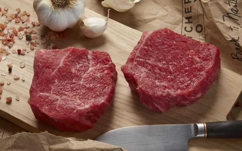 Để thịt ở nhiệt độ phòng