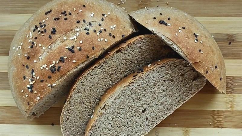 Bánh mì nguyên cám