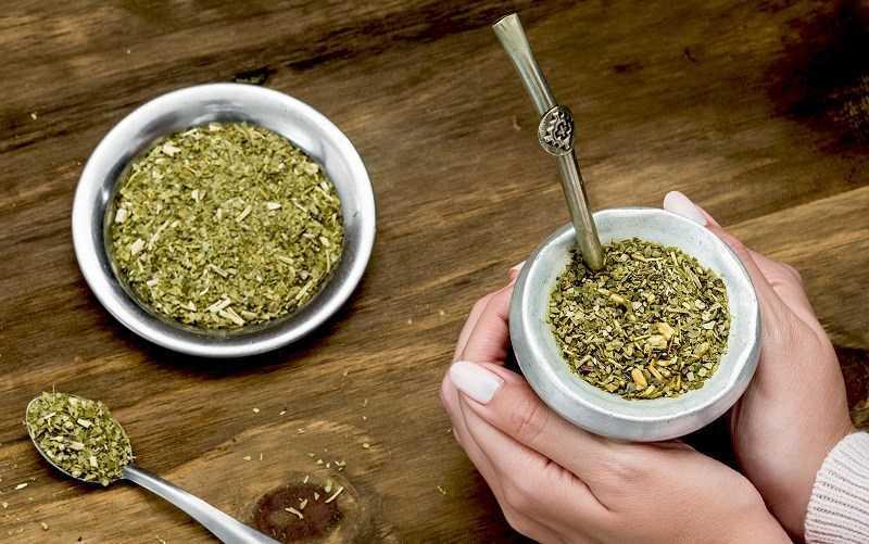 Yerba Mate Tea cung cấp chất chống oxy hóa