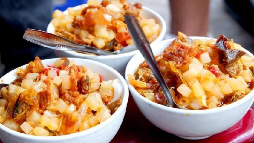 Món ăn đặc sản nổi tiếng của Hải Phòng