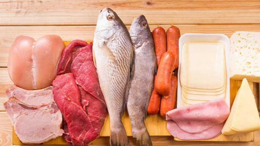 Bảo quản thịt, cá trong tủ lạnh