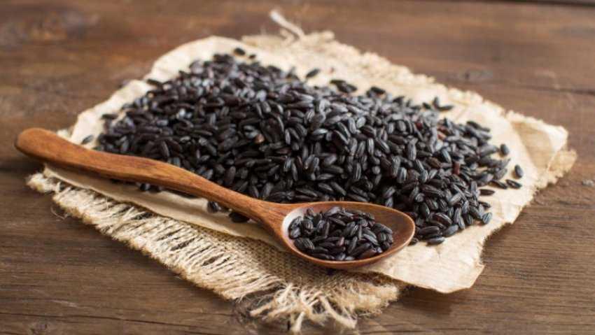 Gạo đen là gì