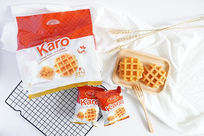 Khám phá Karo với trứng tươi chà bông - món bánh được cộng đồng yêu thích - 1