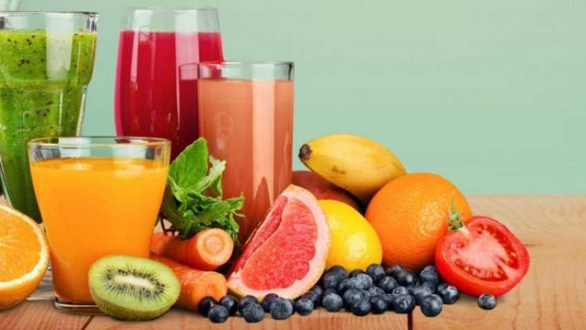 Tác dụng của nước ép trái cây và cách làm