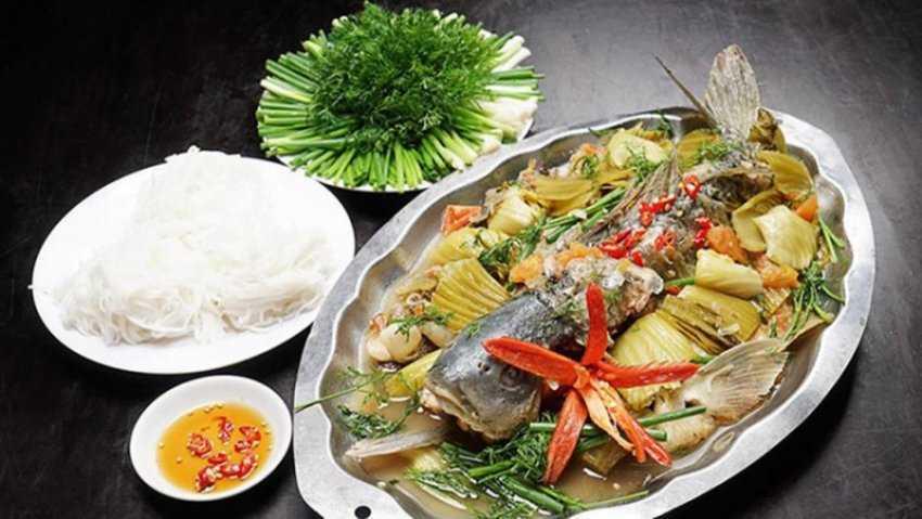 Tổng hợp 10 món ăn từ cá chép